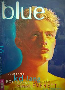 (Not Only) Blue #01 ((Not Only) Blue, August 1995)