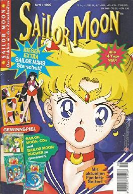 Sailor Moon Nr.9/1999