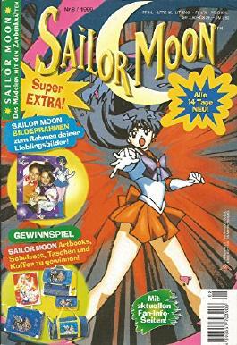 Sailor Moon Nr.8/1999