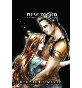 { NEW MOON: THE GRAPHIC NOVEL, VOLUME 1 (TWILIGHT SAGA GRAPHIC NOVEL (HARDCOVER)) } By Meyer, Stephenie ( Author ) [ Apr - 2013 ] [ Hardcover ]