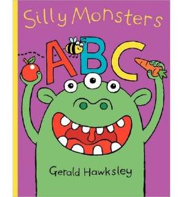 Silly Monsters ABC (Paperback) - Common