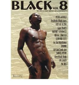 Black: v. 8: The African Nude in Art and Photography (The African Male Nude in Art and Photography) (Paperback) - Common