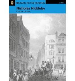 Nicholas Nickleby, Level 4 (inkl. CD-ROM)