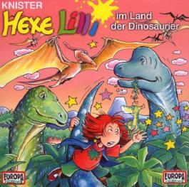 Hexe Lilli 19 im Land der Dinosaurier