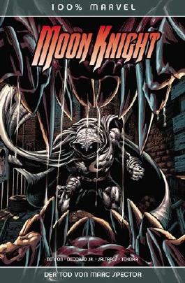 100% Marvel #47: Moon Knight- Der Tod von Marc Spector (2010, Panini)
