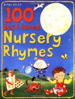 100 Best Loved Nursery Rhmes