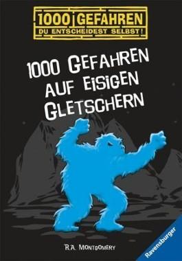 1000 Gefahren auf eisigen Gletschern