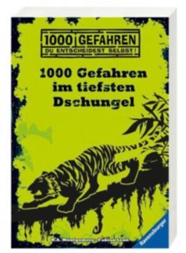 1000 Gefahren im tiefsten Dschungel