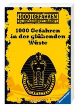 1000 Gefahren in der glühenden Wüste