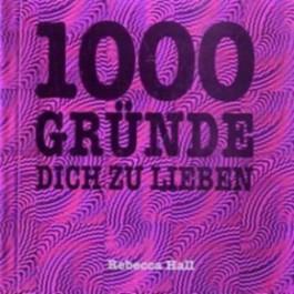 1000 Gründe dich zu lieben