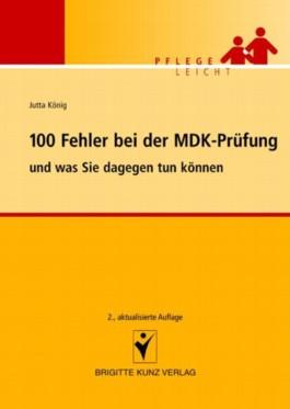 100 Fehler bei der MDK-Prüfung