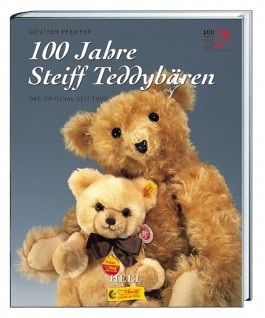 100 Jahre Steiff Teddybär