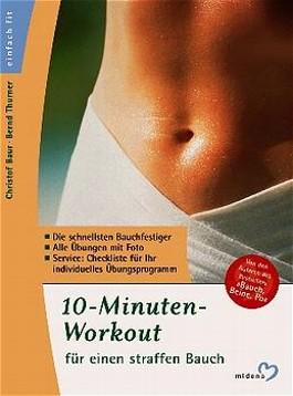 10-Minuten-Workout für einen straffen Bauch