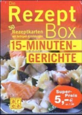 15-Minuten-Gerichte