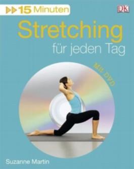 15 Minuten Stretching für jeden Tag, m. DVD