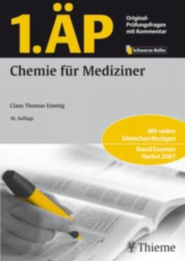 1. ÄP - Chemie für Mediziner