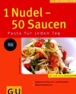 1 Nudel - 50 Saucen