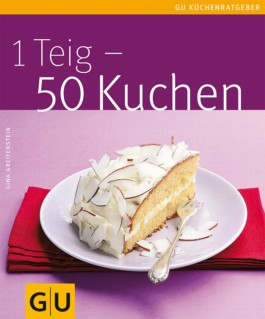 1 Teig - 50 Kuchen