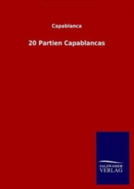 20 Partien Capablancas