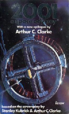 2001 A SPACE ODYSSEY.
