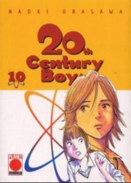 20th Century Boys. Bd.10