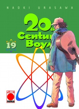 20th Century Boys. Bd.19