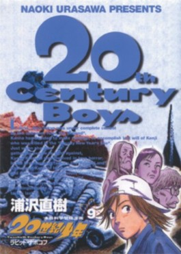 20th Century Boys. Bd.9