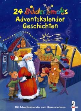 24 Bildermaus-Adventskalender-Geschichten