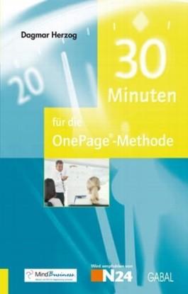 30 Minuten für die One-Page-Methode