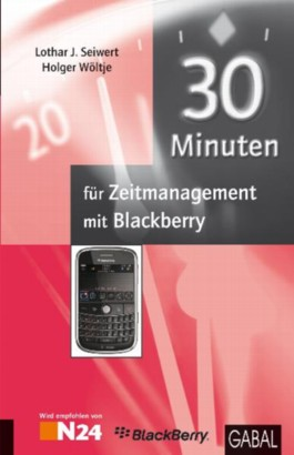 30 Minuten Zeitmanagement mit Blackberry