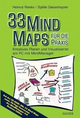 33 Mind Maps für die Praxis, m. CD-ROM