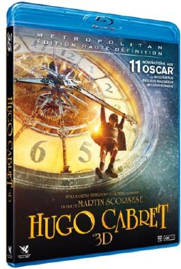 Hugo Cabret [Blu-ray 3D simple]
