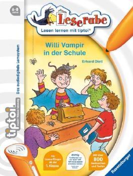 Ravensburger 601 - TipToi: Leserabe: Vampir in der Schule