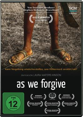 As we forgive, DVD