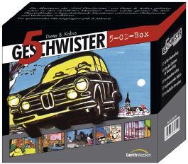 5 Geschwister - CD-Box 1 (5 CD)