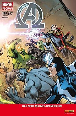 Avengers #27 (2015, Panini) ***MARVEL NOW***