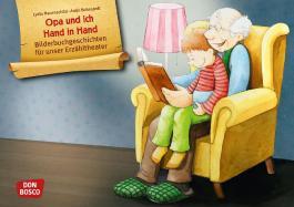 Opa und ich Hand in Hand: Bilderbuchgeschichten für unser Erzähltheater. Entdecken. Erzählen. Begreifen. Kamishibai Bildkartenset.