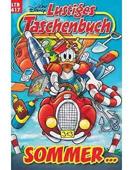 Walt Disney: LTB Lustiges Taschenbuch Band 417: Sommer... - Donald Duck und Micky Maus Comics für deine Sammlung