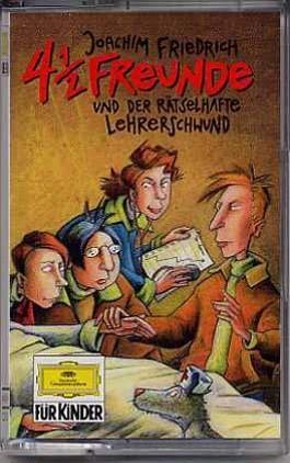 4 1/2 Freunde und der rätselhafte Lehrerschwund, 1 Cassette