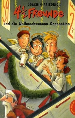 4 1/2 Freunde und die Weihnachtsmann-Connection