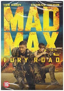 MAD MAX: FURY ROAD (SDVD)