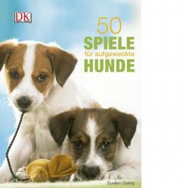 50 Spiele für aufgeweckte Hunde