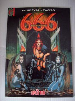 666 Softcover Bd. 6, MISSA DICTA EST (Horror-Fantasy)