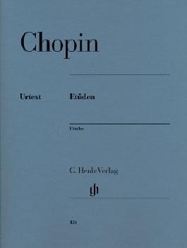 ETUEDEN - arrangiert für Klavier [Noten / Sheetmusic] Komponist: CHOPIN FREDERIC