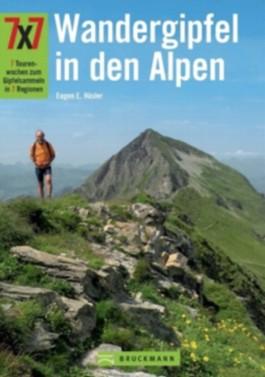 7x7 Wandergipfel in den Alpen