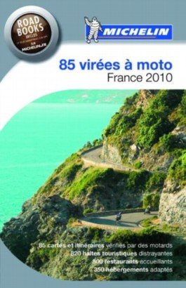 85 virées à moto - France 2010