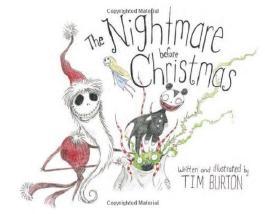 By Tim Burton - Nightmare Before Christmas, The (20th)