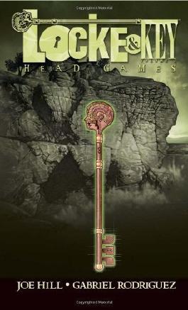 Locke & Key Volume 2: Head Games HC (Locke & Key (Idw)) by Joe Hill (2009) Hardcover