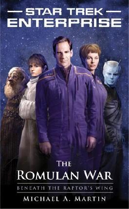 (The Romulan War: Beneath the Raptor's Wing) By Martin, Michael A. (Author) mass_market on (02 , 2011)