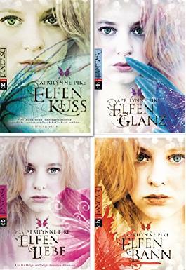 Die Elfen Romane von Aprilynne Pike